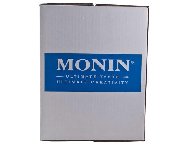Monin Salted Caramel Syrup, 750 Milliliter -- 12 per case.