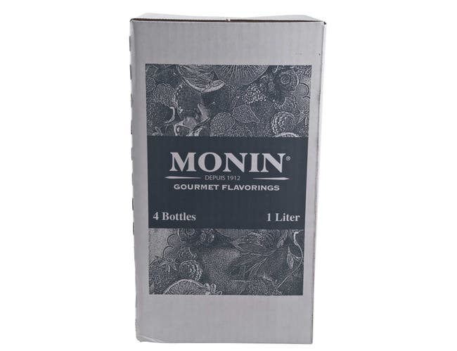 Monin Blood Orange Fruit Puree, 1 Liter -- 4 per case.