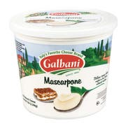 Galbani Mascarpone Cheese, 5 Pound -- 4 per case.
