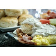 Entree Country Style Sausage Gravy,lb. 10 Can -- 6 Per Case