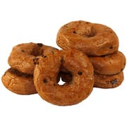 Just Bagels Chocolate Chip Bagel, 4 Ounce -- 48 per case