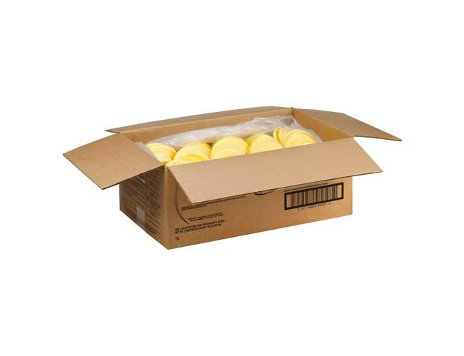 Michael Foods Papettis Plain Round Scrambled Egg Patty, 1.25 Ounce -- 300 per case.