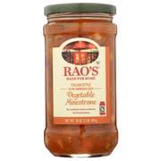 Raos Vegetable Minestrone Soup, 16 Ounce -- 6 per case