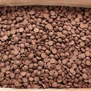 Ghirardelli 60 Percent Cacao Chocolate Chips, 25 Pound -- 1 each.