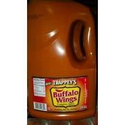 Trappeys Buffalo Wings Complete Sauce, 1 Gallon -- 4 per case.