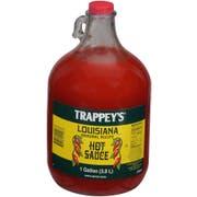 Sauce Louisiana Hotter Glass , 1 Gallon -- 4 per case