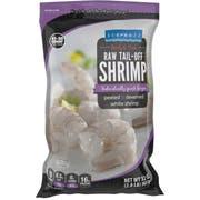 Seamazz 41/50 Tail Off Raw White Shrimp, 20 Pound -- 1 each