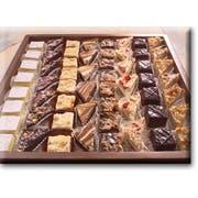 Sweet Street Petit Four Cake - Variety 2 -- 192 per case.