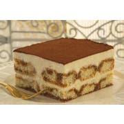 Sweet Street Unsliced Tiramisu Dessert, 64 ounce -- 2 per case