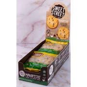 Sweet Street Salted Caramel Manifesto Cookie, 8 count per pack -- 6 per case