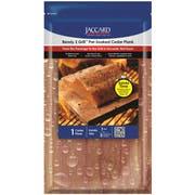 Jaccard Ready to Grill Pre Soak Cedar Plank, 11 x 5.5 inch -- 15 per case