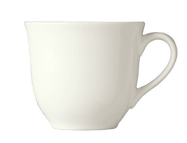 Syracuse China Slenda Porcelain Cup, 12 Ounce -- 12 per case.