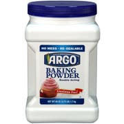 Argo Baking Powder, 60 Ounce -- 6 per case.