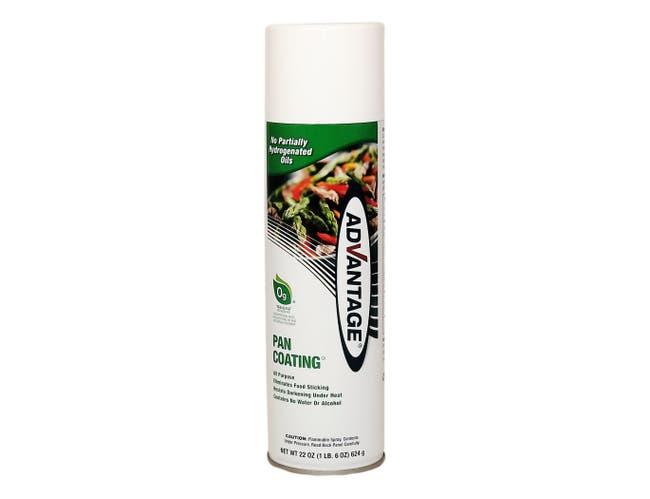 Advantage All Purpose Pan Coating Spray, 22 Ounce -- 6 per case.