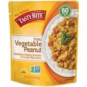 Tasty Bite Thai Vegetable Peanut, 10 Ounce -- 48 per case