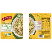 Tasty Bite Thai Lime Rice, 8.8 Ounce -- 12 per case