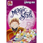 Ralston Foods Magic Stars Oat Cereal with Marshmallows, 11.5 Ounce -- 12 per case.