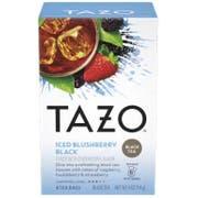 Tazo Iced Blushberry Tea - 6 tea bags per pack -- 4 packs per case