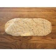 Rustic Crust Flatbread Pizza Crust, 5 x 13 inch -- 36 per case.