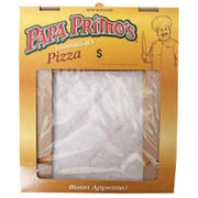 Papa Primos Pizza Box, 7 inch -- 250 per case
