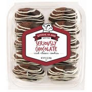 Superior On Main Seriously Chocolate Cookie - Multi Pack, 9.5 Ounce -- 12 per case