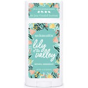 Schmidts Lily of the Valley Deodorant Stick, 3.25 Ounce -- 12 per case
