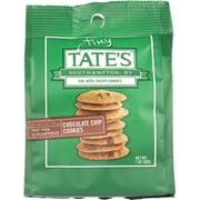 Tates Tiny Thin Chocolate Chip Cookie, 1 Ounce -- 12 per case