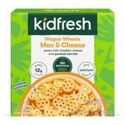 Kidfresh Wagon Wheels Mac and Cheese Entree, 6.3 Ounce -- 8 per case