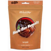 Woodridge Teriyaki Mochi Rice Nuggets, 3.17 Ounce -- 12 per case