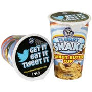 Cold Cow Peanut Butter Cup Flurry Shake, 12 Ounce -- 16 per case