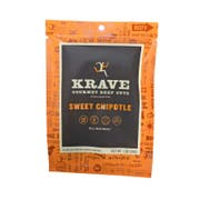 Krave Sweet Chipotle Gourmet Beef Cut, 1 ounce -- 18 per case.