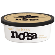 Noosa Vanilla Bean Yoghurt, 8 Ounce -- 12 per case.