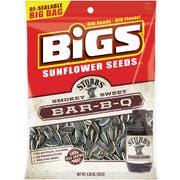 Bigs Smokey Sweet BarBQ Sunflower Seeds, 5.35 Ounce -- 12 per case.
