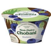 Chobani Blueberry Non Dairy Yogurt, 5.3 Ounce -- 12 per case.