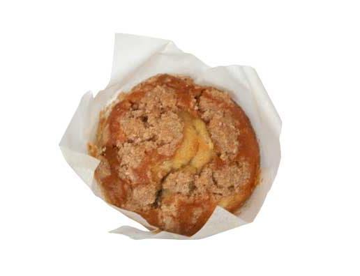 Burry Foods Cinnamon Apple Muffin, 2 Ounce -- 120 per case