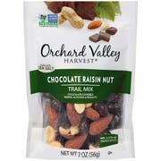 Orchard Valley Chocolate Raisin Nut Trail Mix, 2 Ounce -- 14 per case.
