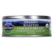 Wild Planet Foods Organic Roasted Chicken Breast, 5 Ounce -- 12 per case