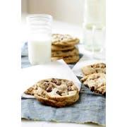 Christie Cookie - Chocolate Chip Dough -- 165 per case.