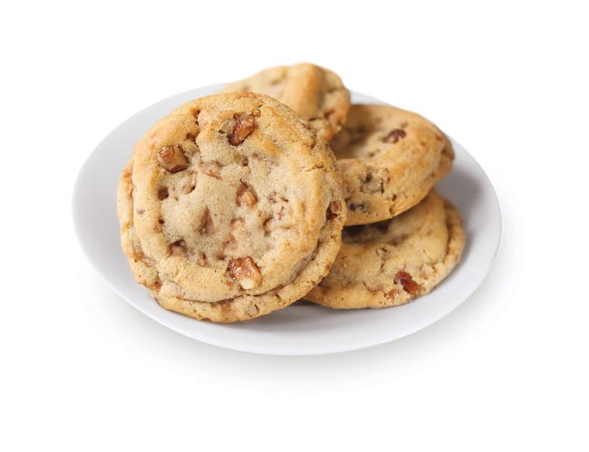 Christie Southern Butter Pecan Cookie Dough, 2.5 Ounce -- 96 per case.