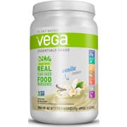 Vega Vanilla Essentials Shake, 21.9 Ounce Tub -- 12 per case