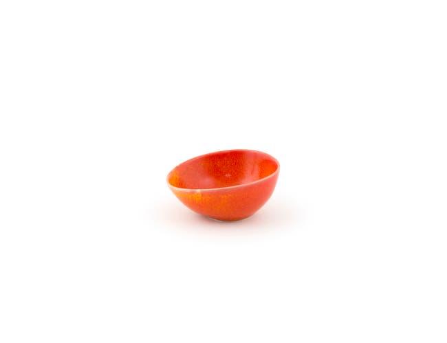 Front Of The House Kiln Blood Orange Ramekin, 4 Ounce -- 12 per case.