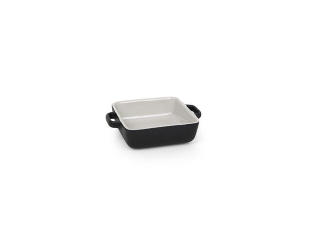 Front Of The House Ovenware Square Dish, 14 Ounce -- 12 per case.