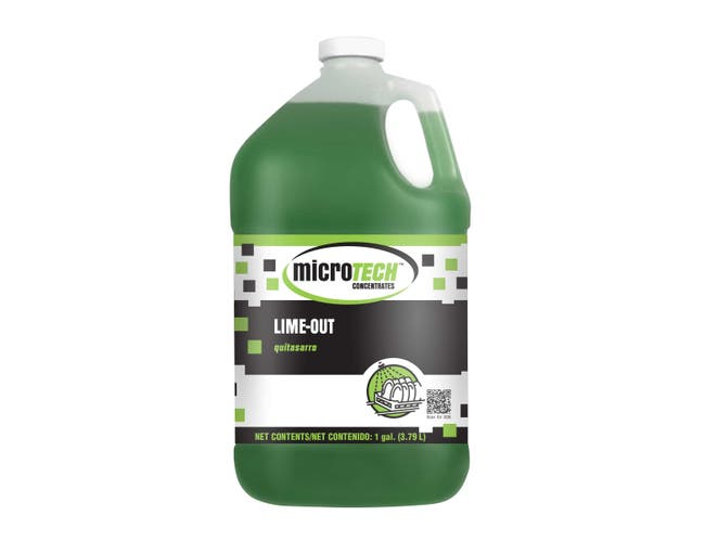 US Chemical MicroTech Lime Out Non Foaming Acid, 1 Gallon -- 4 per case.