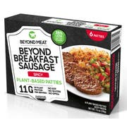 Beyond Spicy Breakfast Sausage Patty, 7.4 Ounce -- 12 per case