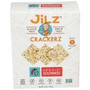 Jilz Gluten Free Smoking Southwest Cracker, 5.5 Ounce -- 6 per case