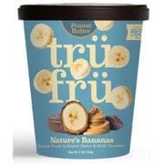 Tru Fru Hyper Chilled Natures Fresh Bananas in Peanut Butter and Dark Chocolate, 5 Ounce -- 8 per case.