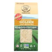 Ralston Family Farms Golden Light Brown Rice, 24 Ounce -- 6 per case