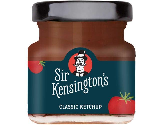 Sir Kensington's Classic Ketchup, 1.8 Ounce Mini Jar -- 48 per case.