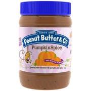 Peanut Butter and Co Pumpkin Spice Peanut Butter, 16 Ounce -- 6 per case