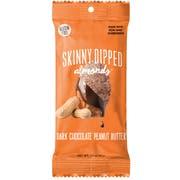 Skinny Dipped Almonds - Dark Chocolate Peanut Butter, 1.5 Ounce -- 40 per case.